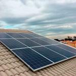 Energia solar fotovoltaica para residências