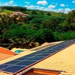 Sistema de geração de energia fotovoltaica
