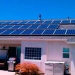 Sistema de geração fotovoltaica de energia elétrica